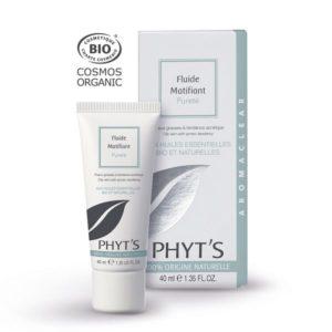 fluide matifiant Phyt's